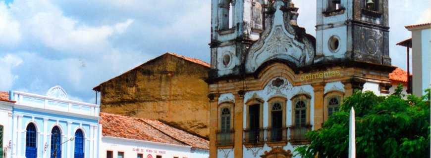 Santana do São Francisco-SE