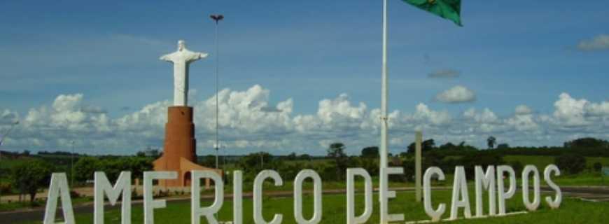 Américo de Campos-SP