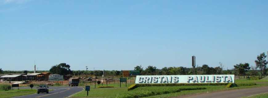Cristais Paulista-SP