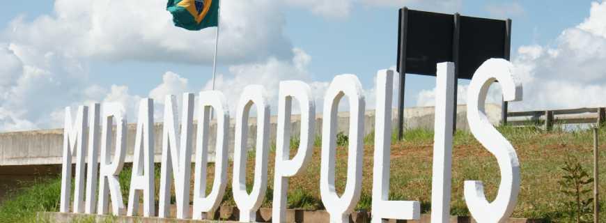 Mirandópolis-SP