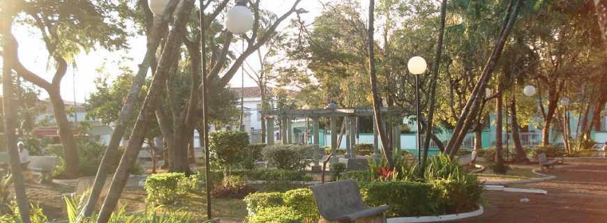Santo Antônio do Jardim-SP