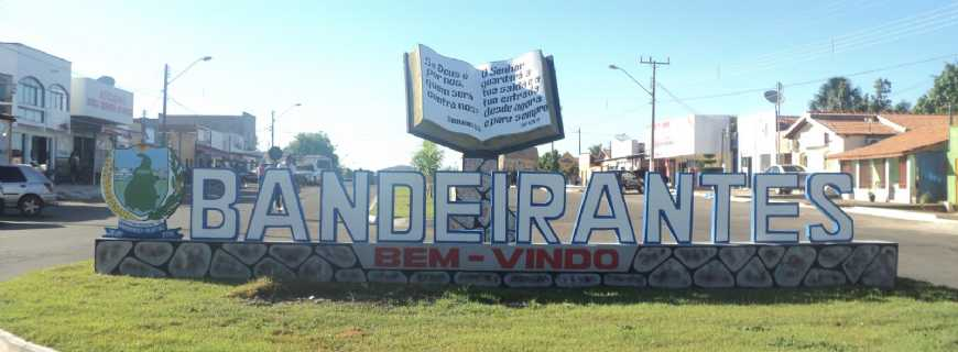 Bandeirantes do Tocantins-TO