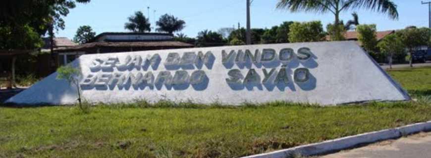 Bernardo Sayão-TO