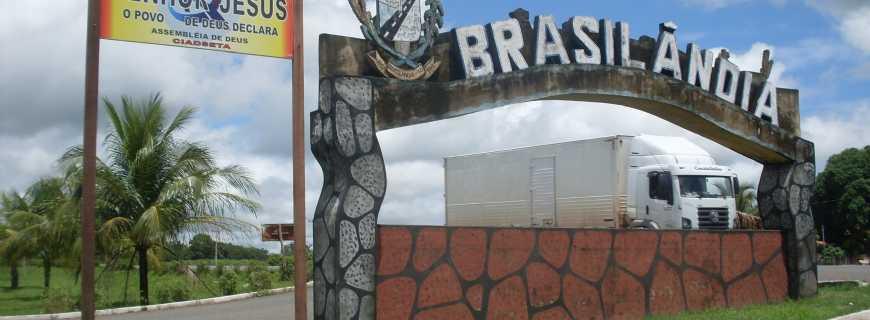 Brasilândia do Tocantins-TO