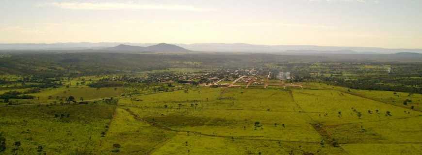 Palmeirópolis-TO
