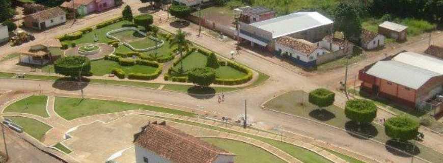 Taipas do Tocantins-TO