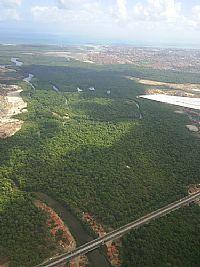 Vista aérea-Foto:bekbra