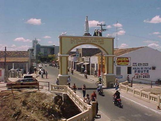 Arco de Nossa Senhora de Fatima, Por Ruggéry