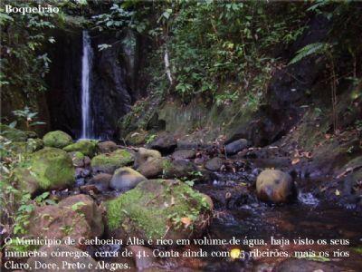 fotos de Cachoeira Alta