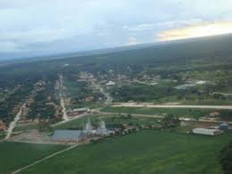 ANAPURUS-MA-VISTA AÉREA DA CIDADE-FOTO:GUIASTURISTICOSBRASIL.COM  - ANAPURUS - MA