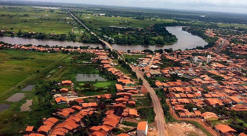 ARARÍ-MA-VISTA AÉREA-FOTO:EZEQUIEL NEVES - ARARI - MA