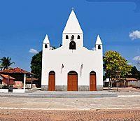 Igreja de Santana do Maranhão foto Rafael Costa