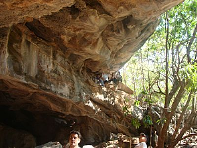 CAVERNA DO DRAGÃO - MONTALVÂNIA - MG