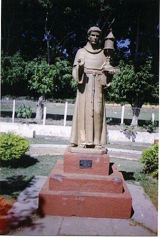 cidade de Santo Antônio do Leverger