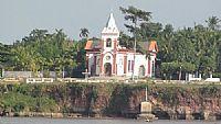 Igreja de Gurupá-Foto:Rafael José Rorato
