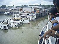 Porto de Gurupá-Foto:Marcos Katsumi Kay