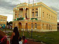 Prefeitura Municipal de Gurupá-PA-Foto:Milhomem