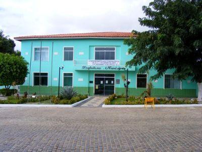 PREFEITURA MUNICIPAL DE CASTRO ALVES, POR GEREMIAS PALMEIRA - CASTRO ALVES - BA
