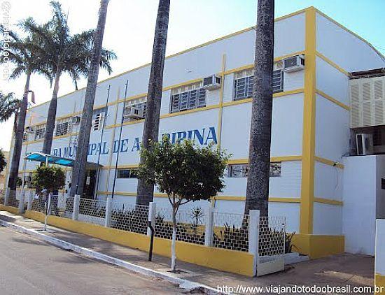 Resultado de imagem para prefeitura araripina