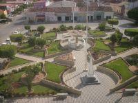 Praça Pe. Jose Dantas Cortez, Por Elizeth Dantas