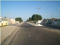 entrada da cidade, Por Naninha Ferreira
