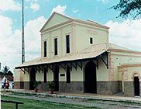 A estação em 09/2006. Foto Ilvaíta Maria Costa