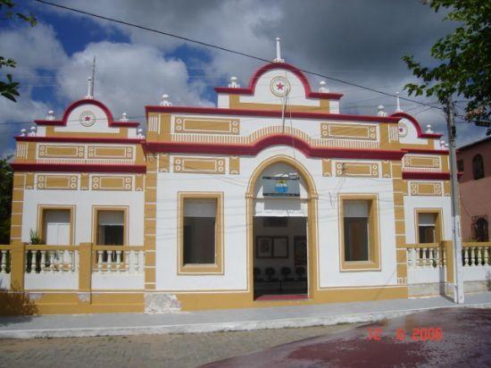 PREFEITURA MUNICIPAL, POR ALCIDES CARNEIRO DE MORAIS - SÃO JOÃO DO SABUGI - RN