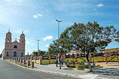 BARRAGEM CAMPO GRANDE  - SÃO PAULO DO POTENGI - RN