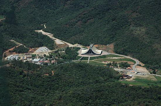 Resultado de imagem para santuário de santa paulina
