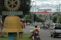 entrada da cidade de itabaiana, Por alysson