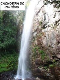 Piat� - Cachoeira do Patr�cio, Por Jefferson Oliveira