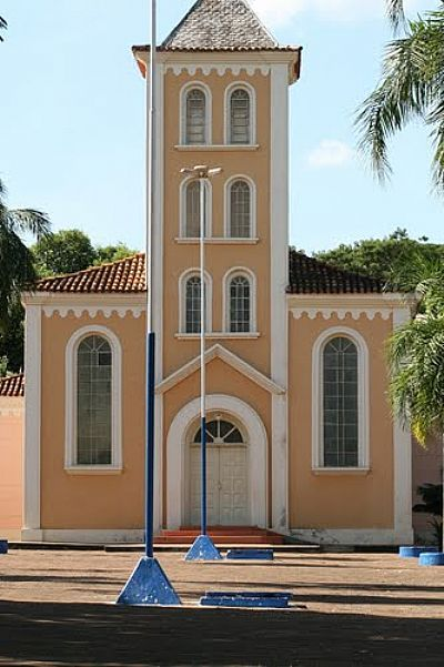 IGREJA-FOTO:FABIOMESSIAS  - MAJOR PRADO - SP