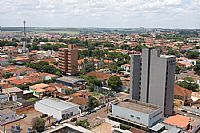 Santa Cruz do Rio Pardo - Santa Cruz do Rio Pardo-SP-Vista a�rea-Foto:Emerson Gon�alves