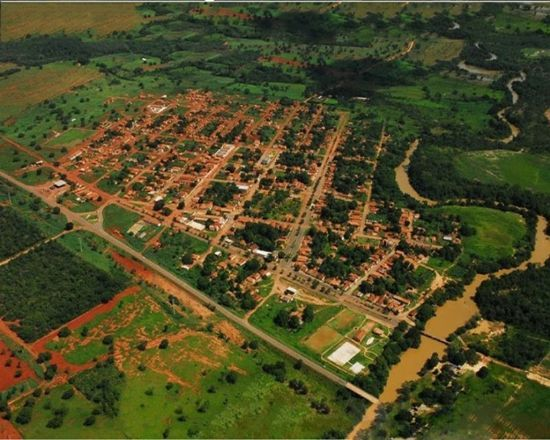 Porto Alegre do Tocantins Tocantins fonte: www.ferias.tur.br