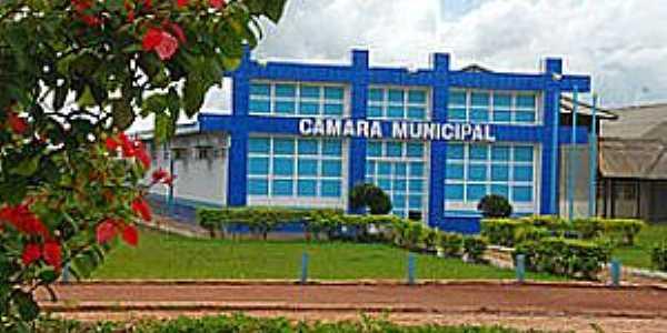 Acrelândia-AC-Câmara Municipal-Foto:pt.wikipedia.org