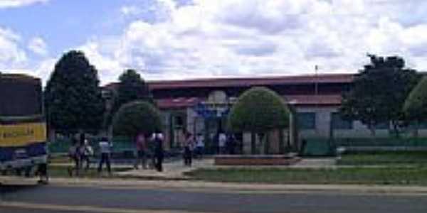Escola Municipal Artur Lebre-Foto:MARFISON