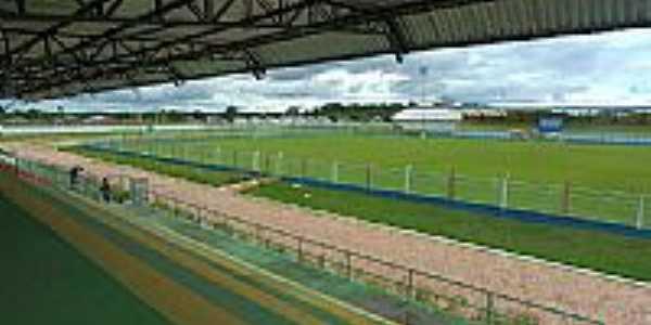 Estádio de Futebol-Foto:JEZAFLU=ACRE=BRASIL