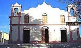 Santana - Igreja Matriz de Santana-BA-Foto:Joaquim Brandão Reis