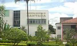 Santana - Prefeitura Municipal de Santana-BA-Foto:Gethulio