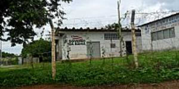 Estação de tratamento de água de Santana-BA-Foto:Dênis Santana