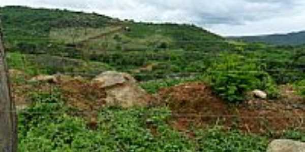 Vista da região de Santana-BA-Foto:Dênis Santana