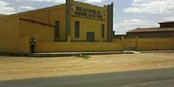 Igreja da Assembéia de Deus em Santana do Sobrado-Foto:ADALBERTO ELETRICIST…