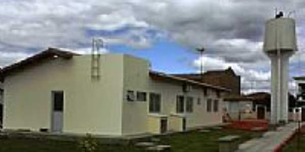 Posto de Saúde em Santana do Sobrado-Foto:ADALBERTO ELETRICIST…