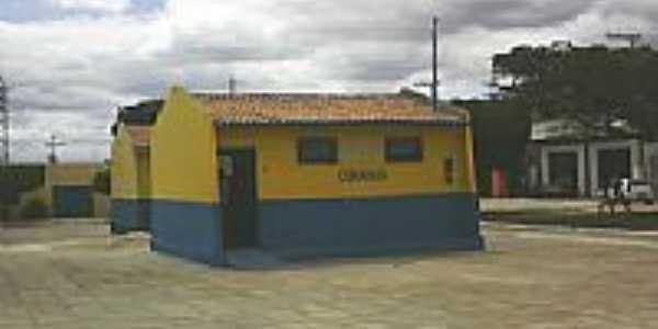 Posto dos Corrêios em Santana do Sobrado-Foto:ADALBERTO ELETRICIST…