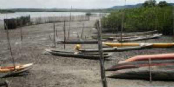 Porto de Iguape, Por edilson  silva dos santos