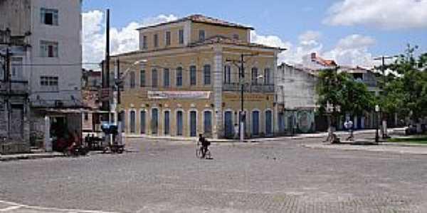 Santo Amaro-BA-Pr�dio da UEFS no centro-Foto:cerrado
