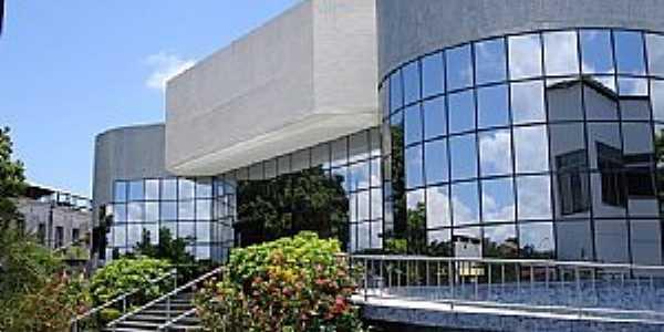 Santo Amaro-BA-Teatro Dona Can�-Foto:cerrado