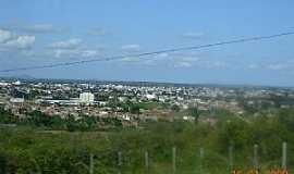 Santo Antônio de Jesus - Santo Antônio de Jesus-BA-Vista da cidade-Foto:alepolvorines