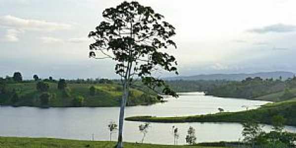 Santo Antônio de Jesus-BA-Represa Rio da Dona-Foto:NANDOROCK RODRIGUES