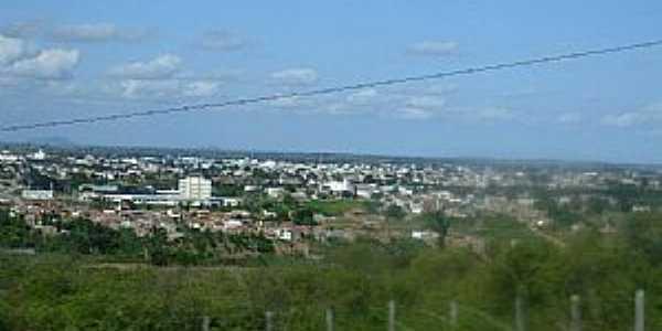 Santo Antônio de Jesus-BA-Vista da cidade-Foto:alepolvorines